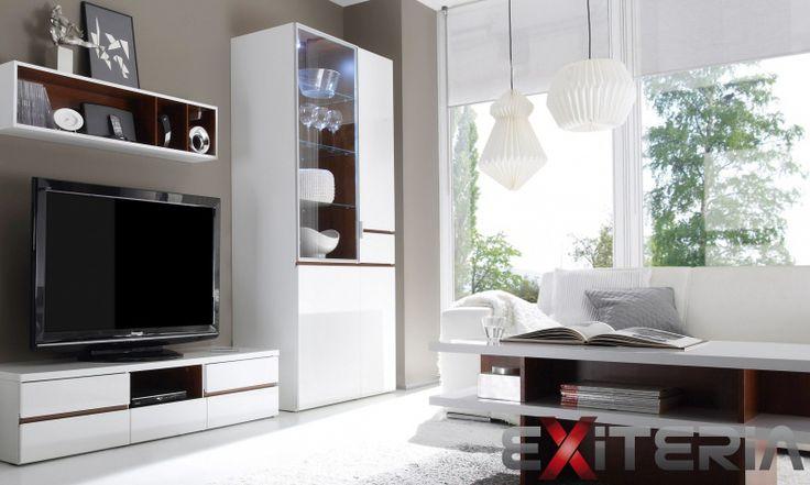 Luxusná zostava do obývačky Cordelia  Cordelia furniture - living room