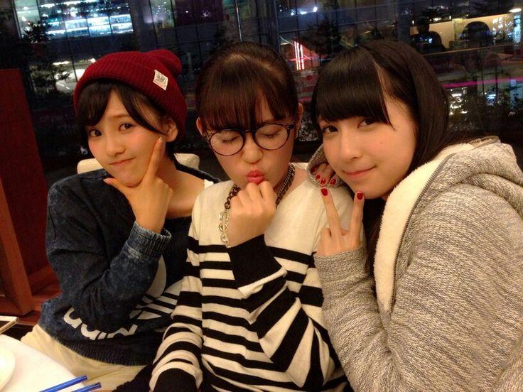 Haruppi,aichan,natsu