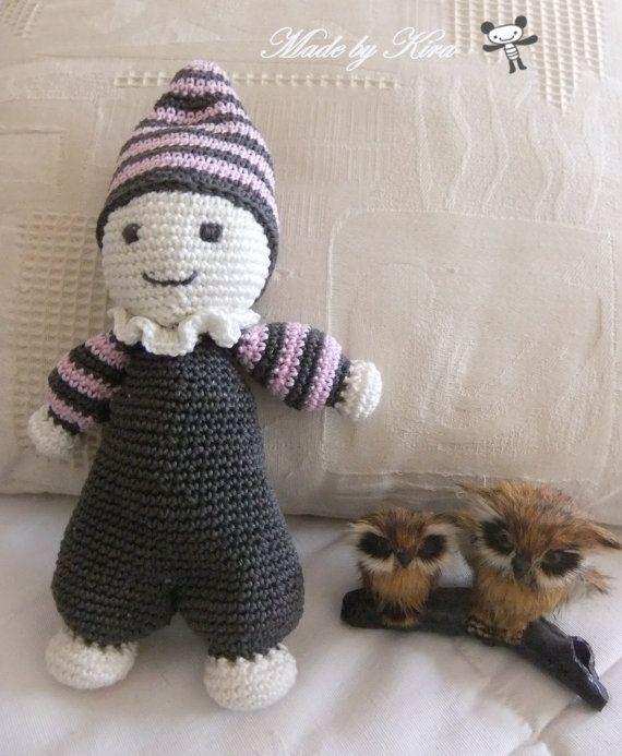 Puppe von Miraquehay auf Etsy