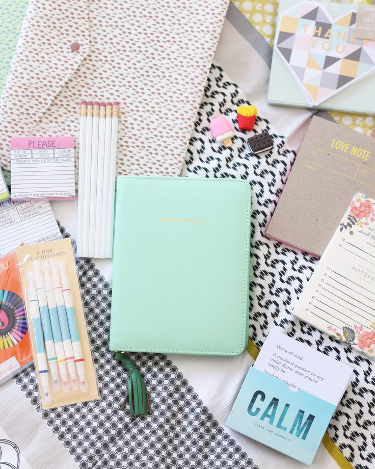 Stationery Haul - zoella.co.uk
