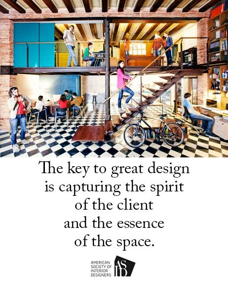 An Interior Designer Knows What Questions To Ask Find The Best Solution For Each Client