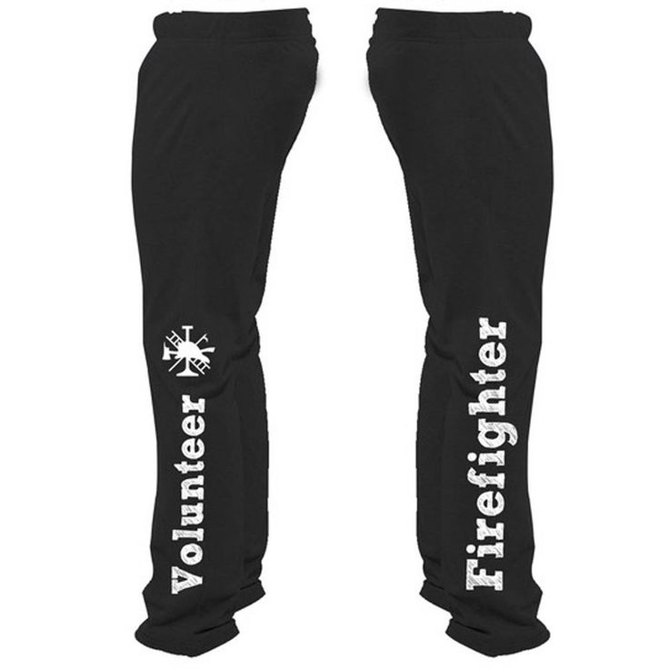 Volunteer Firefighter Sweatpants
