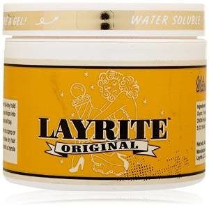 Layrite Deluxe Original Pomade Review - Mens Pomade