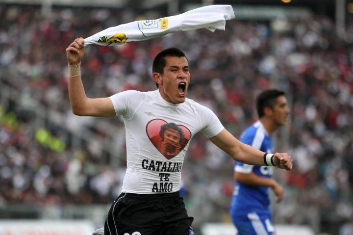 Carlos Muñoz, tremendo golazo que te mandaste!