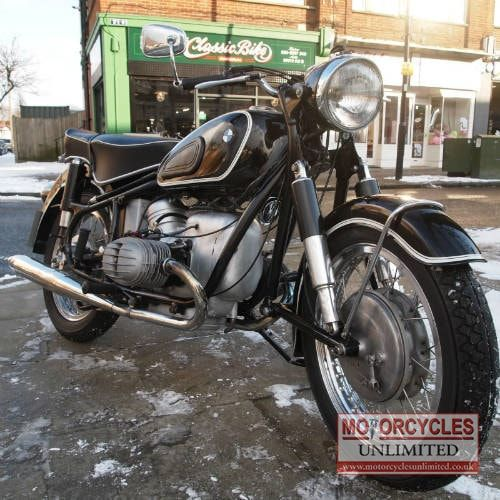 Very Smart (1956 BMW R50 Classic Motorcycle for Sale - £9,189.00) at Motorcycles Unlimited https://www.motorcyclesunlimited.co.uk/1956-bmw-r50-classic-motorcycle-for-sale/