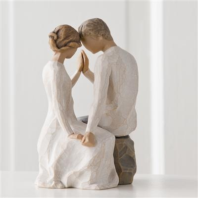 """WillowTree """"Around You"""" figurine - NEW for 2013!"""