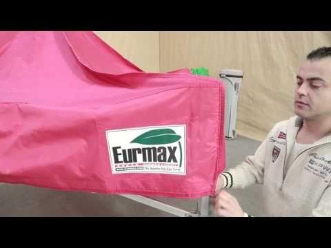 EURMAX Basic 10x10 Canopy Tent - Eurmax.com