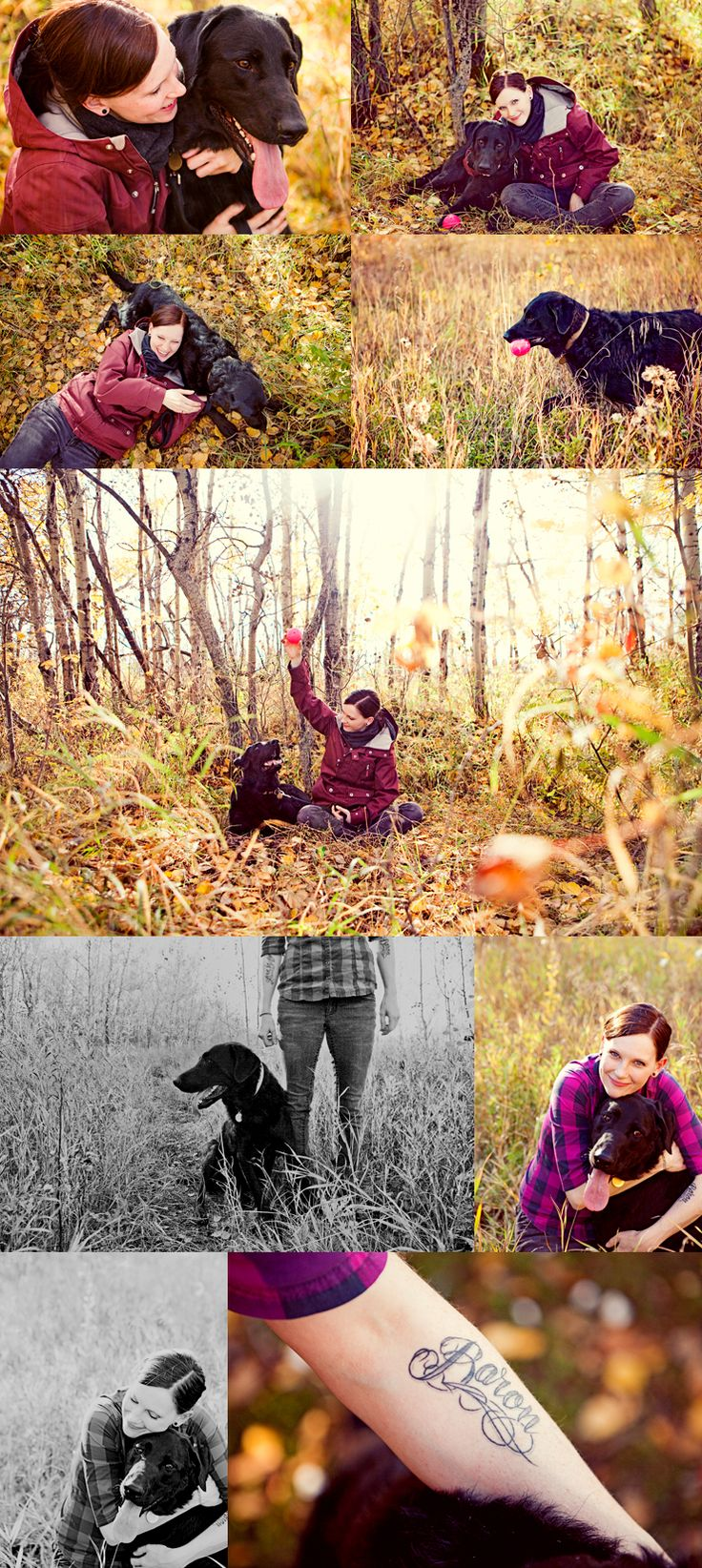 Awesome! I've gotta do this with Bear and Hannah:)