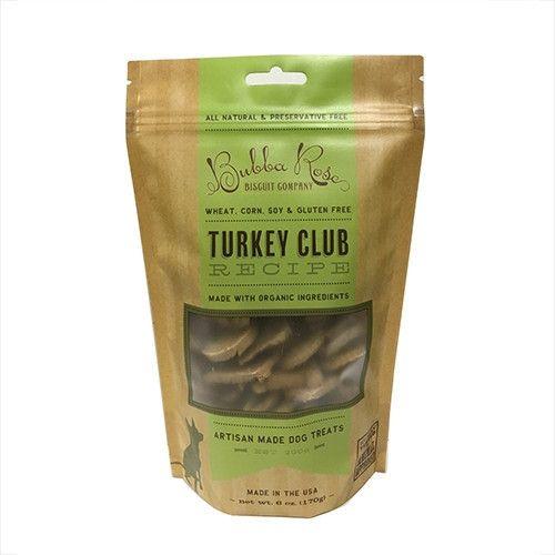 Turkey Club Biscuits Dog Treats