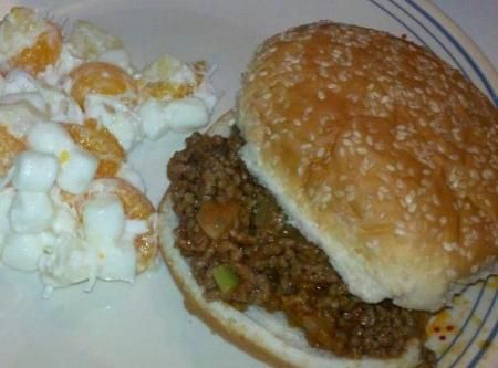 15 yr bbq sloppy smokey s bbq sloppy joes recipe husband food and ...