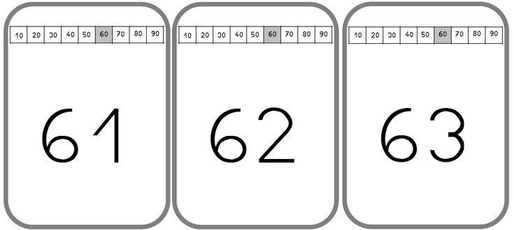 jeu sur les familles de nombres de 10 à 99 - Le blog d'Aliaslili