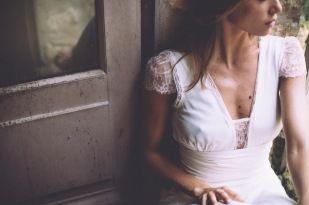 Epouse moi cocotte - Lorafolk - Robes de mariee - Collection 2015 - Robe Edith