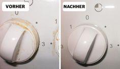 Es ist bekannt, dass viele Reinigungsmittel mehr schaden können, als man denkt. Leider ist es aber fast unmöglich, vollständig auf Haushaltschemikalien zu verzichten. Du kannst aber versuchen, die verwendeten Chemikalien zu reduzieren. Wir haben hier einige tolle Tipps, wie man Haus oder Wohnung mit Produkten, welche man fast immer in der Küche hat, reinigen kann.  Badezimmer-Fliesen  Quelle: Fanpage Du brauchst: 1/4 Glas von Wasserstoffperoxid 1 Esslöffel flüssige Seife 1/2 Glas Wasser So…