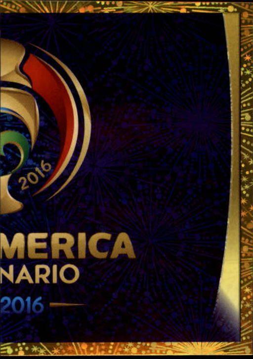 2016 Panini Copa America Centenario Stickers #2 Offical Logo Foil