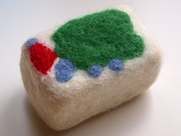Scrub soaps with virgin olive oil Xmas edition.