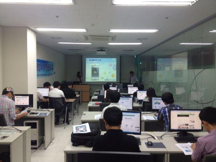 2014. 9. 18 앱개발도구 활용교육