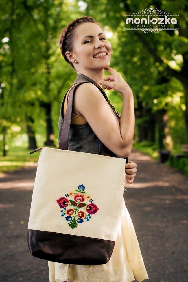 Colourfull bag by Moniszka