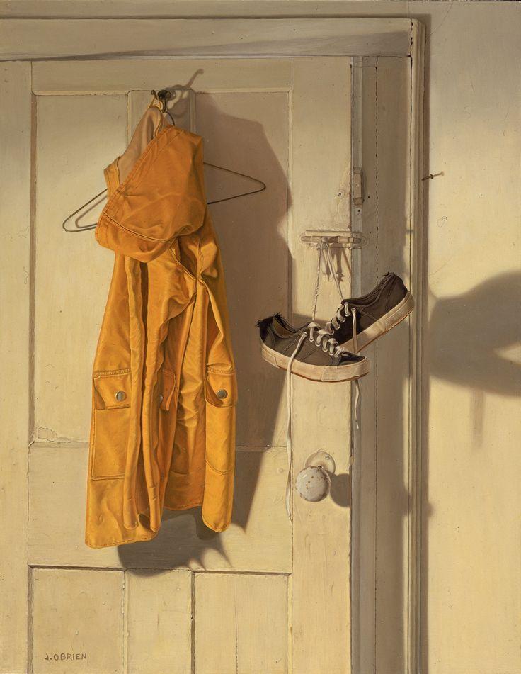 """Closet Door-Jean O""""Brien"""