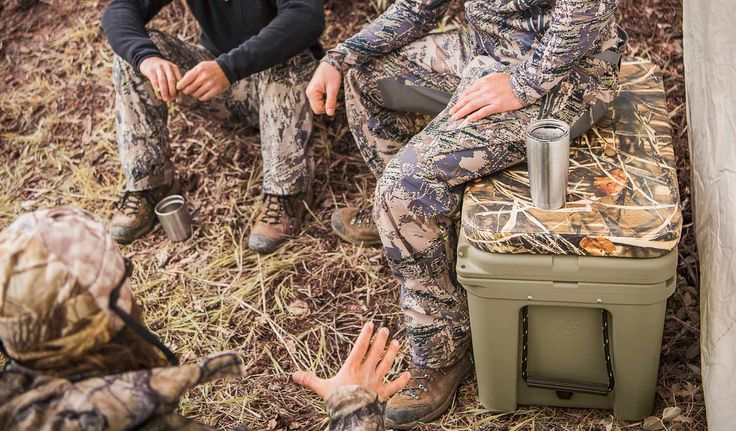 25  best ideas about camo yeti cooler on pinterest