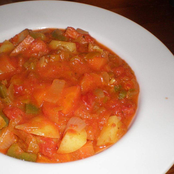 Kartoffelgulasch vegetarisch von kersi.king auf www.rezeptwelt.de, der Thermomix ® Community