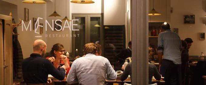 75019 - Restaurant Mensae