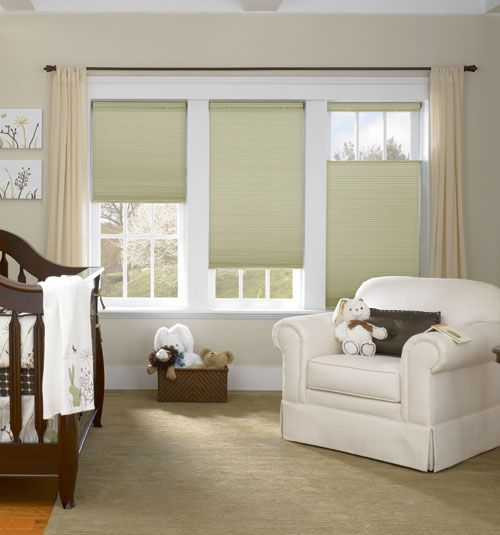 22 best window treatments images on pinterest shades for Shades for bedroom windows