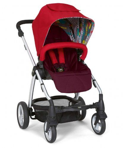 Mamas & Papas Sola2 Stroller (Bright Red)  http://www.babystoreshop.com/mamas-papas-sola2-stroller-bright-red/
