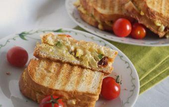 Бутерброды с кабачками / Хлебные закуски / TVCook: пошаговые рецепты с фото