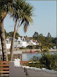 Plockton, Scotland - Riviera of the Highlands...who knows you might just find Hamish Macbeth! ;)