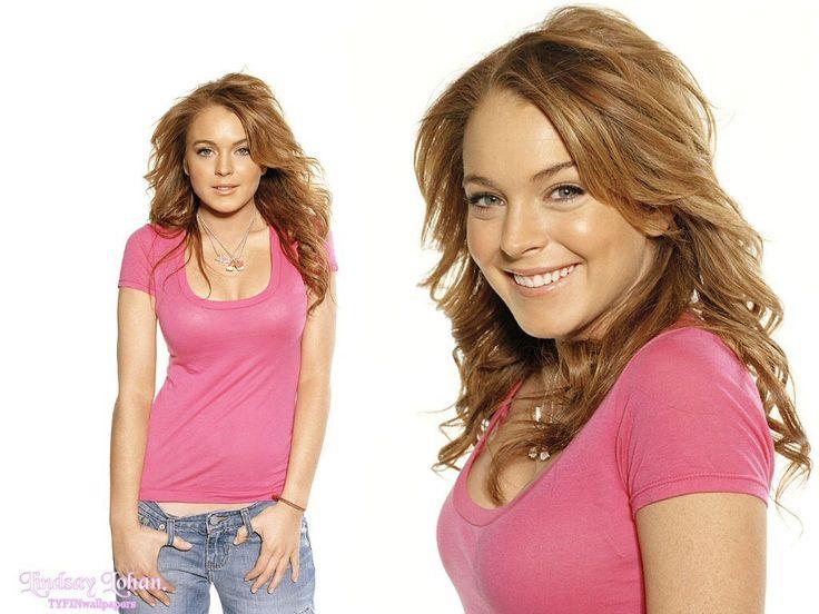 Lindsay Lohan, so long ago