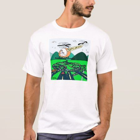 Traffic Lamb-Chopper. T-Shirt - tap, personalize, buy right now!