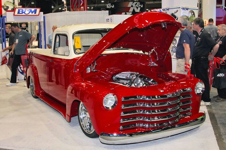 Would You Believe This 1950 Chevy Was Originally A