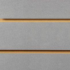Slatwall Panel Silver