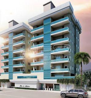 ref: 831 - Residencial Ilhas do Atlântico - Apartamento 2 suítes + 1 dormitório - Meia Praia - Itapema/SC ~ WWW.FSIMOBILIARIA.COM