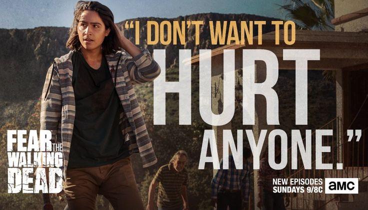 Fear The Walking Dead, Season 2, Episode 6, Sicut Cervus