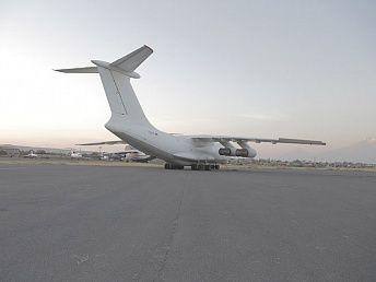 Second plane with Armenian humanitarian aid off to Syria - Arka News Agency (press release)