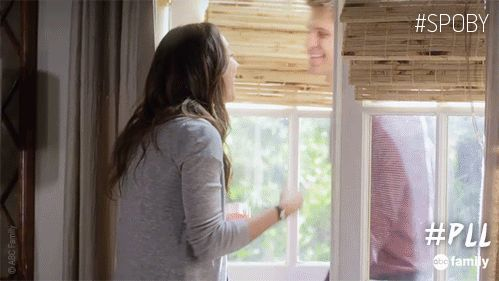 """S6 Ep7 """"O Brother, Where Art Thou"""" - #Spoby is relationship goals. #PLL"""