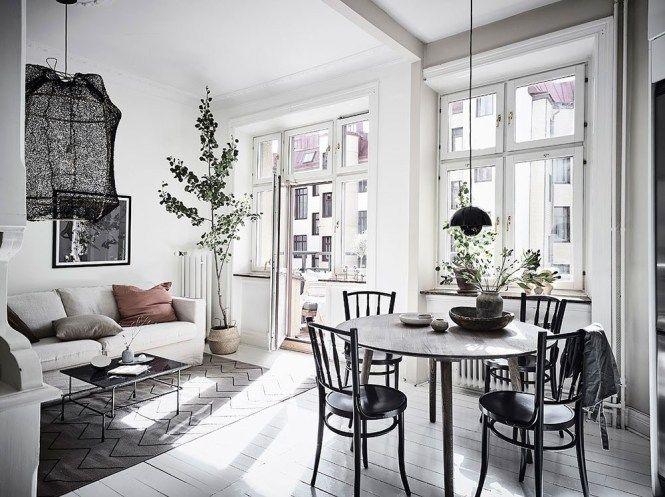 7 Tipos De Mesa Para Un Comedor Nordico Diseno De Interiores