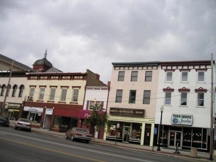 Hillsboro Ohio