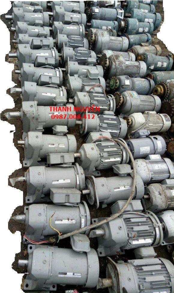 Tổng hợp các loại motor giảm tốc cũ hàng nhật bãi giá rẻ ở tại Sài Gòn, TPHCM. Thời gian qua chúng tôi đã cung cấp cho rất nhiều đơn vị công ty, khách hàng trên toàn quốc với các mẫu mã sản phẩm motor, động cơ giảm tốc cũ hàng chính hãng chất lượng cao đến từ nhật bản.