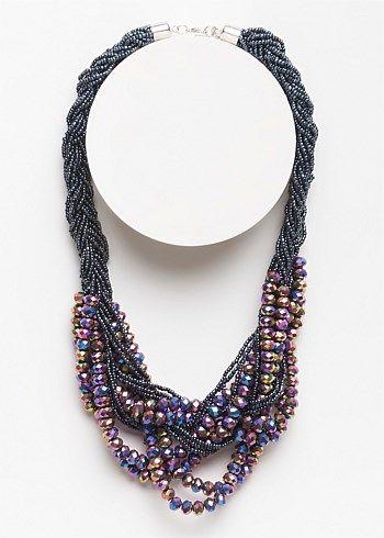 #TakingShape Twist of Fate Necklace #plussize #curvy