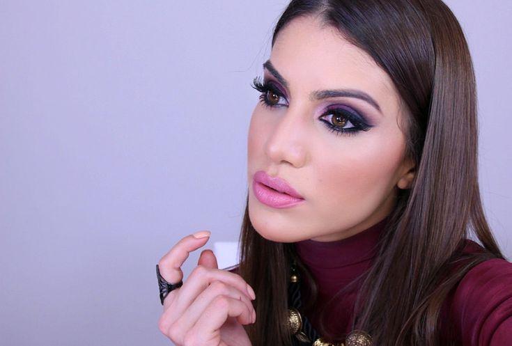 Tutorial em vídeo de maquiagem pro Dia dos Namorados
