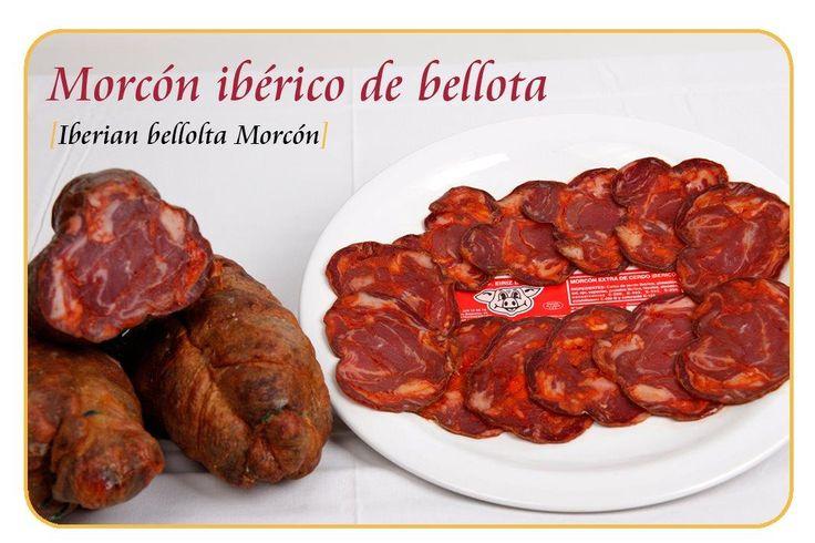 Morcón Ibérico de Bellota