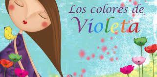 Los colores de Violeta de Rosario Cifuentes