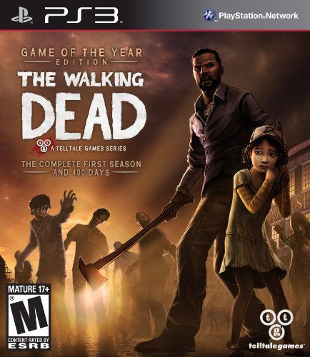 BIGWORDS.com | The Walking Dead Game of the Year - PlayStation 3 | $17.67