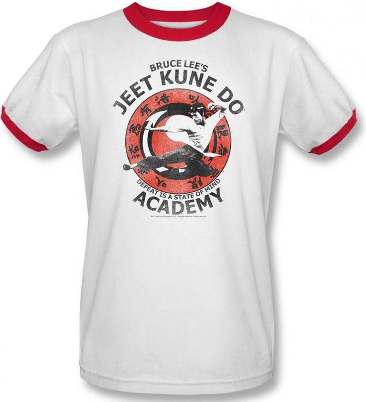 Bruce Lee Jeet Kune Do Academy T-Shirt