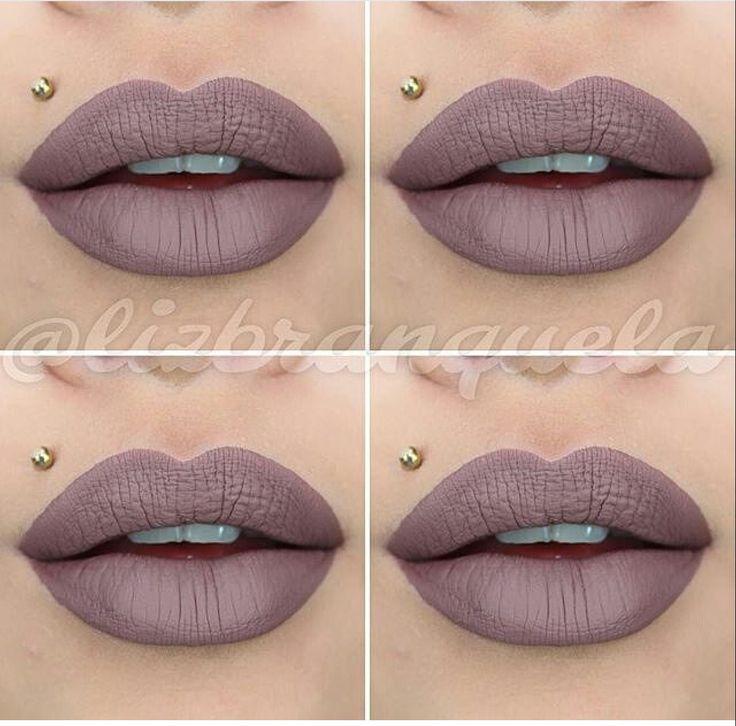 """""""Marshmallow Matte"""" Liquid Lipstick by Colouredraine"""