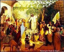Io e un po' di briciole di Vangelo: (Mc 3,31-35) Chi fa la volontà di Dio, costui per ...