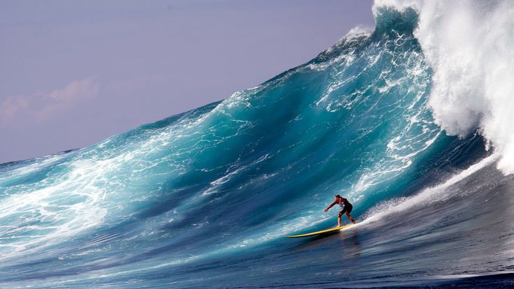 Op-Ed: Let Women Compete in Big-Wave Surf Competitions