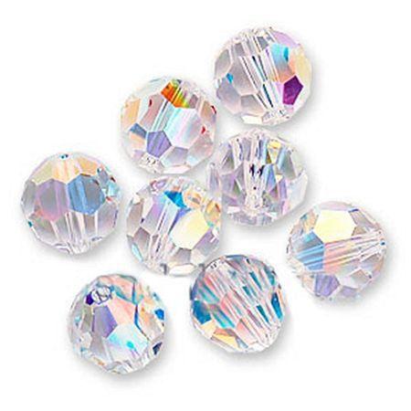De halo van de kerst editie wolwezentjes bestaan uit Swaroski kristallen <3